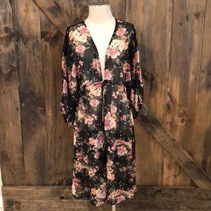 AE Sheer kimono